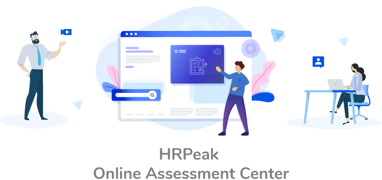 HRPeak Online Assessment Center